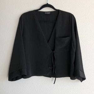 Topshop blouse size 8